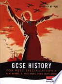 GCSE History for WJEC Specification