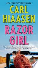 Book Razor Girl