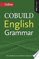 COBUILD English Grammar  Collins COBUILD Grammar
