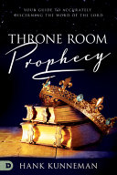 Book Throne Room Prophecy