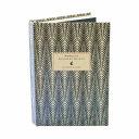 Rebecca Unlined Notebook