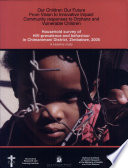Household Survey Of Hiv Prevalence And Behaviour In Chimanimani District Zimbabwe 2005