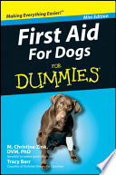 First Aid For Dogs For Dummies    Mini Edition