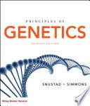 Principles of Genetics, Binder Ready Version