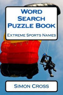 Word Search Puzzle Book Extreme Sports Names