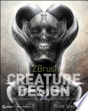 Zbrush Creature Design book