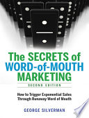 Secrets of Word of mouth Marketing