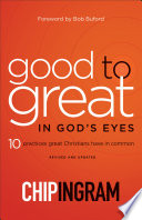 Good to Great in God's Eyes Book Cover