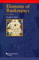Elements of Bankruptcy