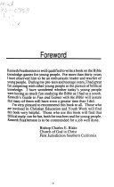 Bro  Ken s Guide to Fun   Games with the Bible