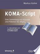 KOMA Script