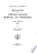 Bulletin Of The Bureau Of Fisheries