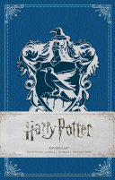 Harry Potter  Ravenclaw Ruled Pocket Journal