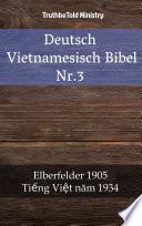 Deutsch Vietnamesisch Bibel Nr.3