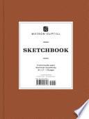Large Sketchbook (Brown Leather)