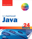 Java in 24 Hours