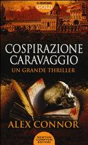 Cospirazione Caravaggio Book Cover