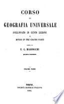 Geografia universale