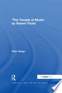 The Temple of Music  by Robert Fludd