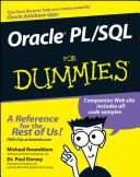 Oracle PL / SQL For Dummies
