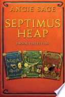 Septimus Heap 3 Book Collection