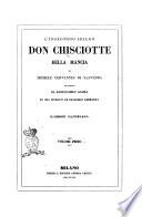 L ingegnoso idalgo Don Chisciotte della Mancia di Michele Cervantes di Saavedra
