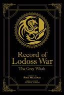 Record of Lodoss War: The Grey Witch (Gold Edition) Book Cover