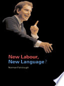 New Labour  New Language