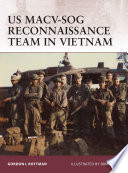 Us Macv Sog Reconnaissance Team In Vietnam