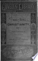 The Early Days of Christianity Book PDF