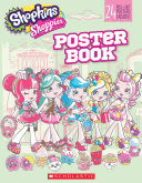 Shoppies Pullout Poster Book (Shopkins: Shoppies)