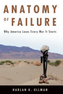Anatomy Of Failure book