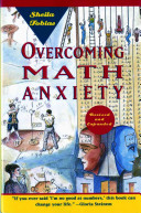 Overcoming Math Anxiety