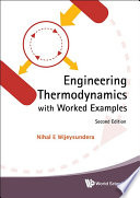 Engineering Thermodynamics With Worked Examples book