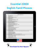 download ebook essential 22000 phrases in english-tamil pdf epub