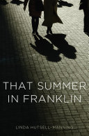 That Summer in Franklin Book
