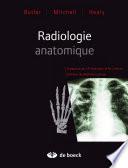 Radiologie anatomique