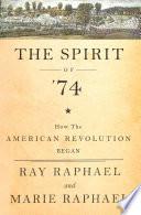 Book The Spirit of  74