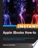 Instant Apple Ibooks How-To