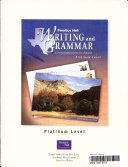 Writing and Grammar    Platinum level  10
