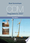 Cdm Regulations 2007 Procedures Manual