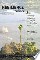 Resilience Thinking Pdf/ePub eBook