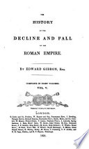 The History of the Decline and Fall of the Roman Empire  5