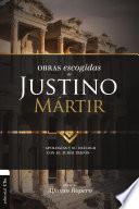 Obras Escogidas De Justino M Rtir