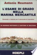 L'esame di grado della marina mercantile