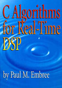 C Algorithms For Real Time Dsp