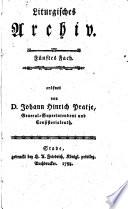 Liturgisches Archiv