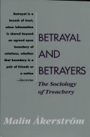 Betrayal and Betrayers