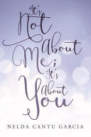download ebook it's not about me; it's about you pdf epub