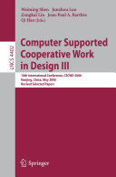 download ebook computer supported cooperative work in design iii pdf epub